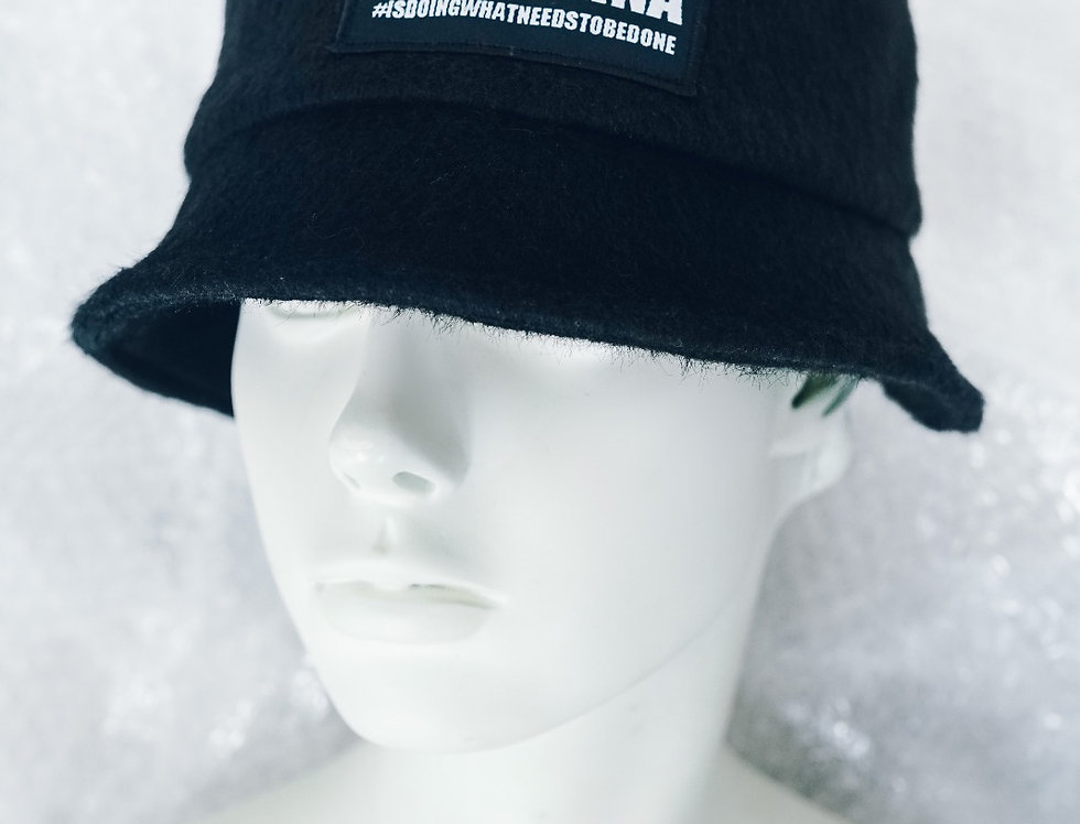 Faux Fur Bucket hat / Faux plisani sesir