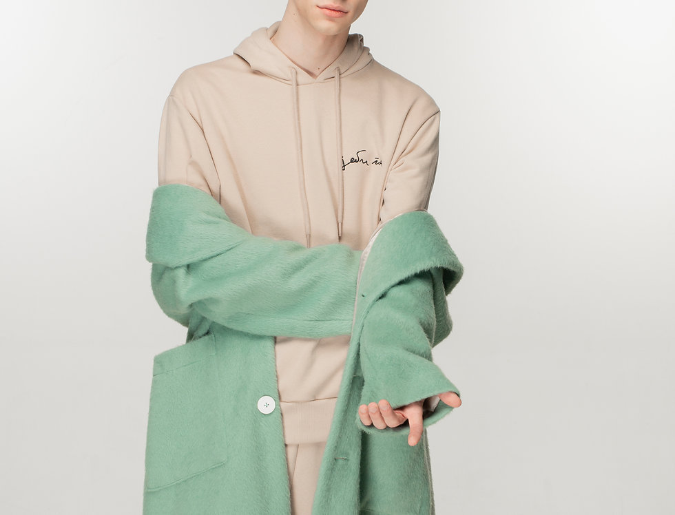 Console mint coat