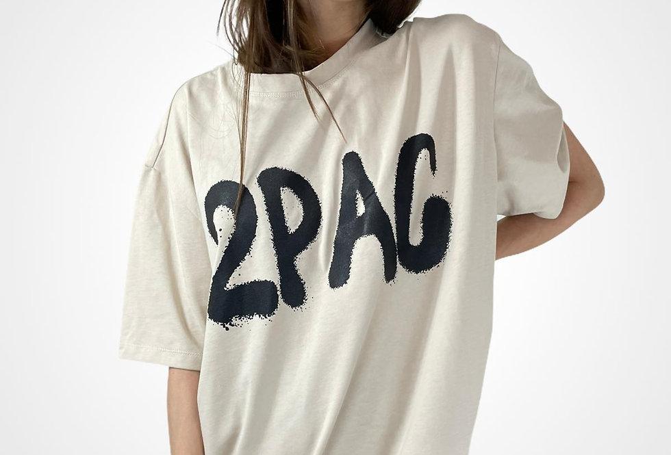 Disciplina 2PAC - Shakur shirt / Disciplina 2PAC - Shakur majica