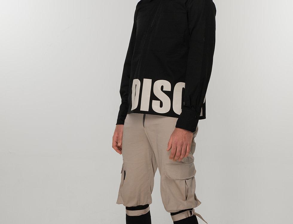 BERLIN MILLITANT pants / BERLIN MILLITANT pantalone