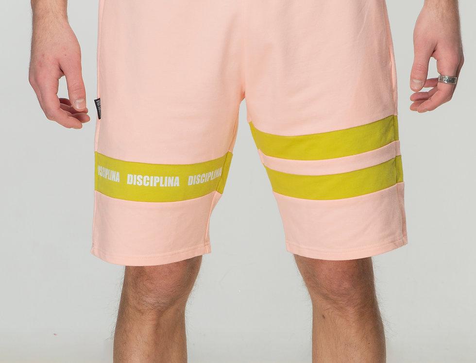 Reef mustard pink shorts
