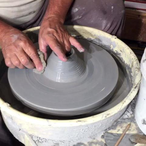 Wheel-Thrown Water Pipe Wednesday! Woohoo! 🎉😊