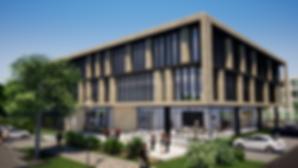 Immeuble bureaux louvain-la-neuve