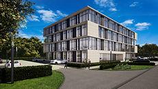 Immeuble de bureaux Louvain-la-neuve watson N