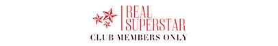 Logo de la marque de vêtements Real Superstar