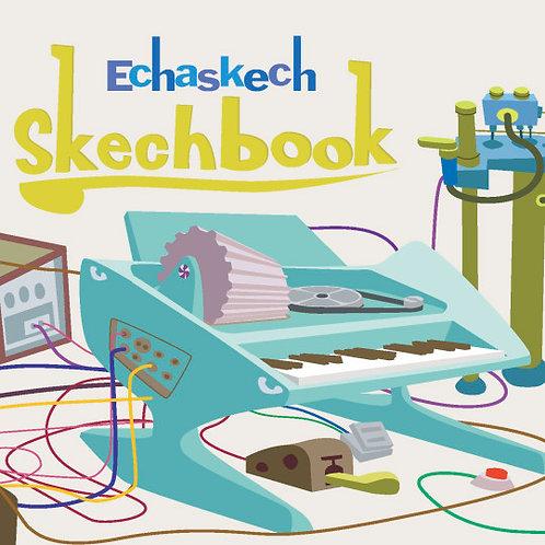 Echaskech | Skechbook | Compact Disc