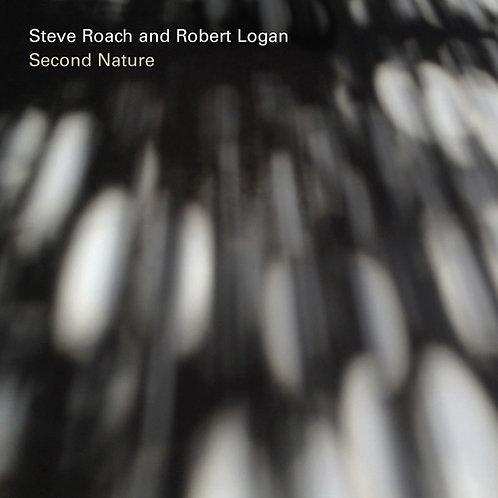 Steve Roach / Robert Logan   Second Nature   CD
