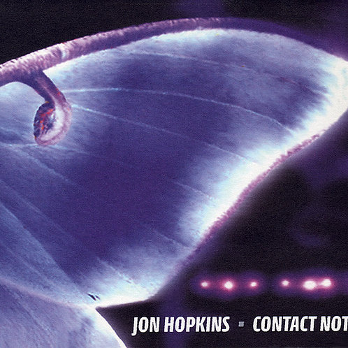Jon Hopkins | Contact Note | CD