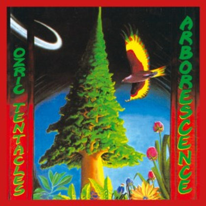 Ozric Tentacles |  Arborescence | Red Vinyl
