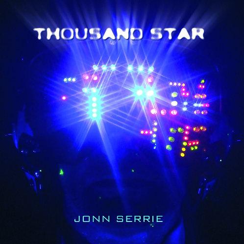 Jonn Serrie | Thousand Star | CD