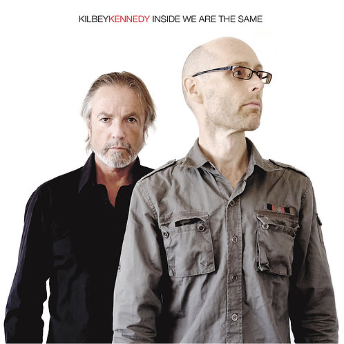 Kilbey Kennedy | Inside We Are The Same | CD