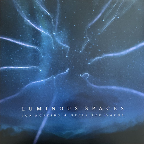"JON HOPKINS & KELLY LEE OWENS | LUMINOUS SPACES / LUMINOUS BEINGS | 12"" Single"