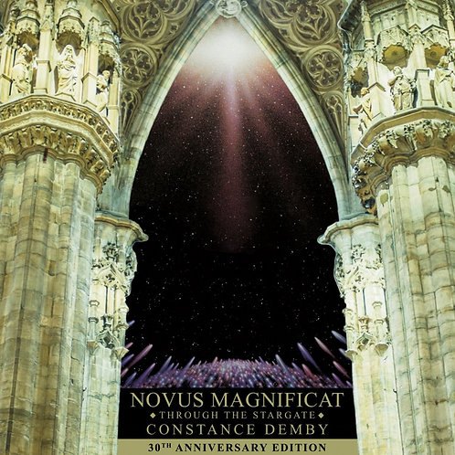 Constance Demby | Novus Magnificat-Through the Stargate 30th Anniversary Edition