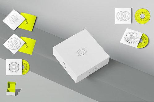 Neotantra Various Artists | tʌntrə x | 5 CD Boxset