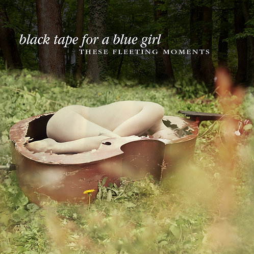 Black Tape For A Blue Girl | These Fleeting Moments | CD