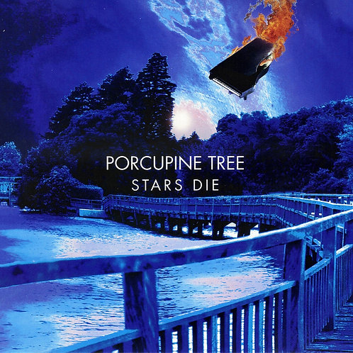Porcupine Tree ‎| Stars Die | Compact Disc