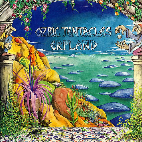 Ozric Tentacles | Erpland | Vinyl