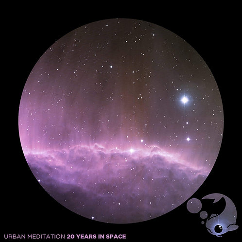 Urban Meditation | 20 Years in Space | CD