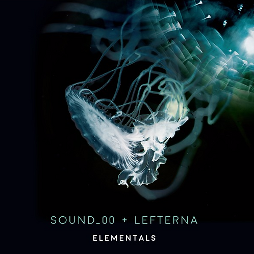 SOUND_00 AND LEFTERNA - ELEMENTALS - COLLABS 2 | CD