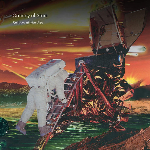 Canopy Of Stars | Sailors Of The Sky | CD