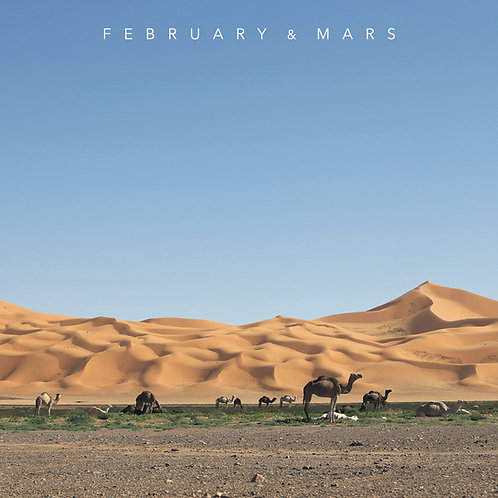 February & Mars | February & Mars | Compact Disc