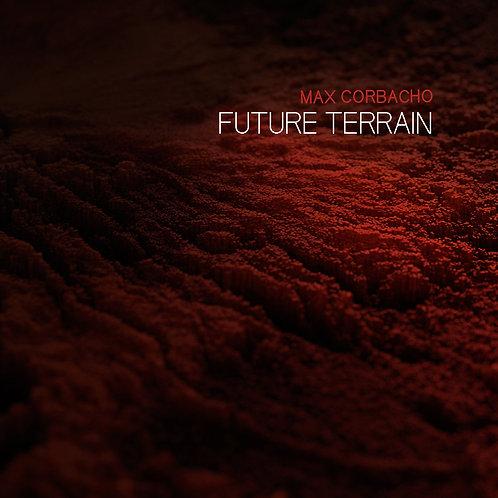 Max Corbacho | Future Terrain | CD