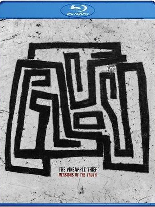 The Pineapple Thief   Versions of the Truth   BluRay
