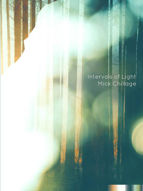 Mick Chillage | Intervals of Light | CD