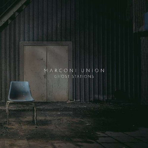 Marconi Union | Ghost Stations | Double LP