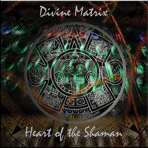 Devine Matrix   Heart of the Shaman   CDr