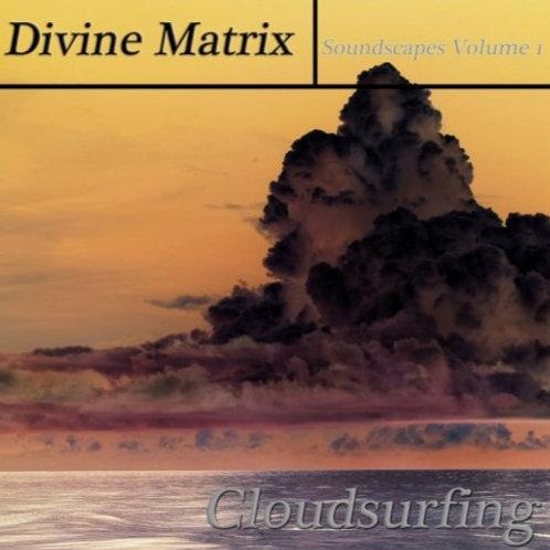 Devine Matrix | Cloudsurfing (Invisible Landscapes Vol 1) | CDr