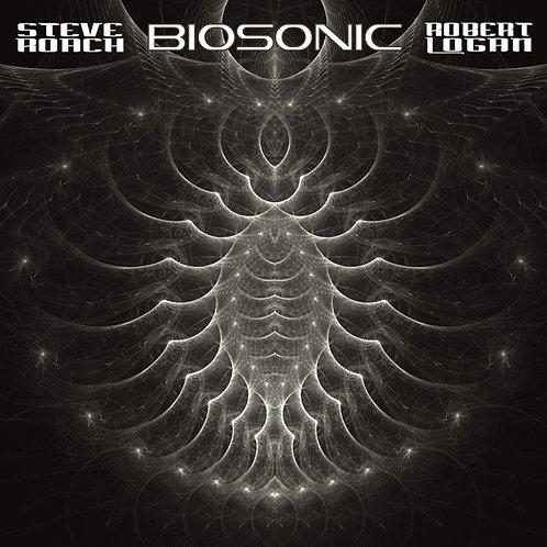 Steve Roach / Robert Logan   Biosonic   CD