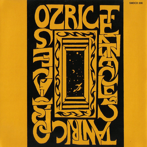 Ozric Tentacles | Tantric Obstacles | CD