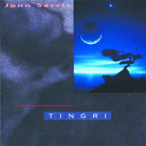 Jonn Serrie | Tingri | CD