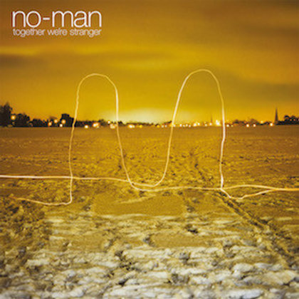 No-Man | Together We're Stranger | CD