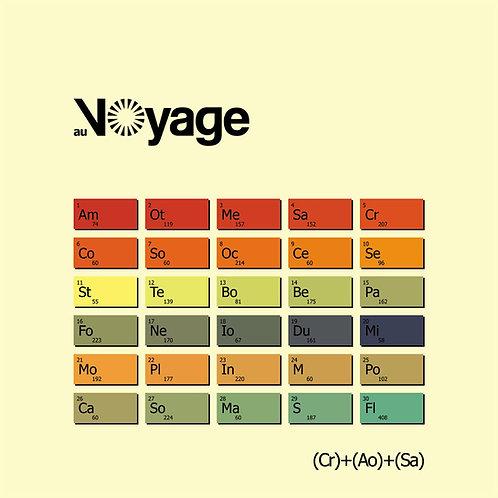 au Voyage | Craosa | CD