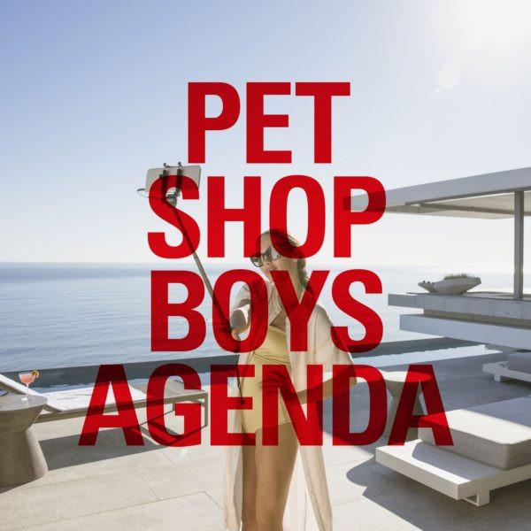 "PET SHOP BOYS AGENDA (12"" EP)"