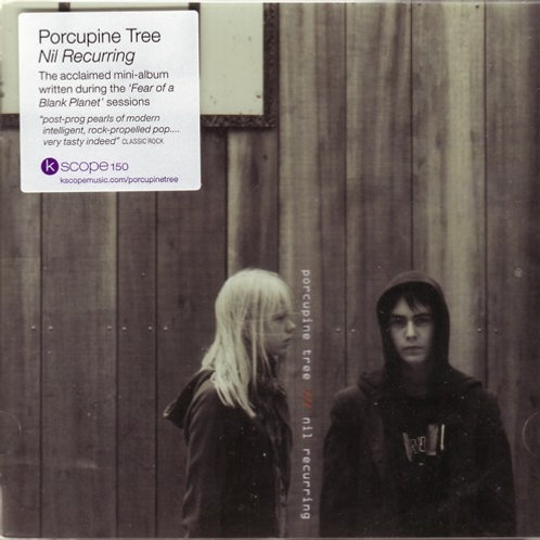 Porcupine Tree | Nil Recurring | Compact Disc