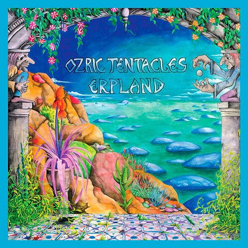 Ozric Tentacles | Erpland | 2x Turquoise Vinyl