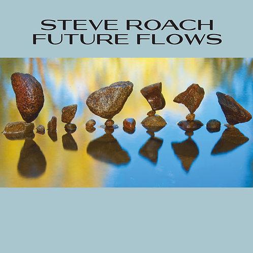 Steve Roach   Future Flows   CD