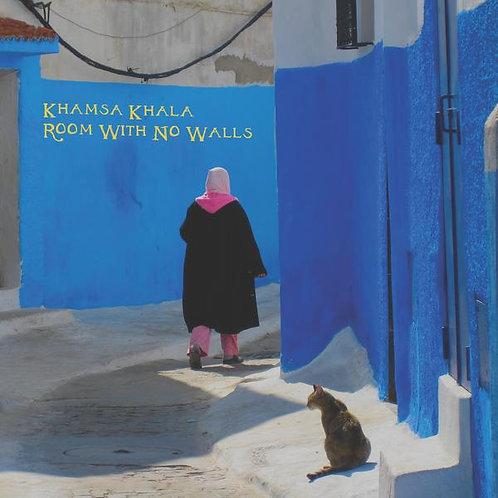 Khamsa Khala | Room With No Walls | CD