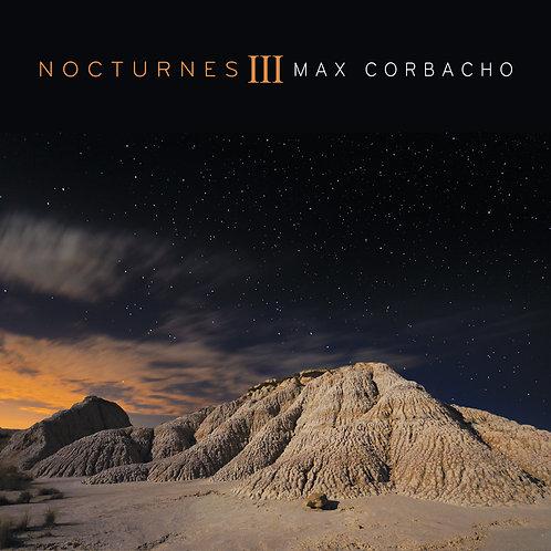 Max Corbacho | Nocturnes III | CD