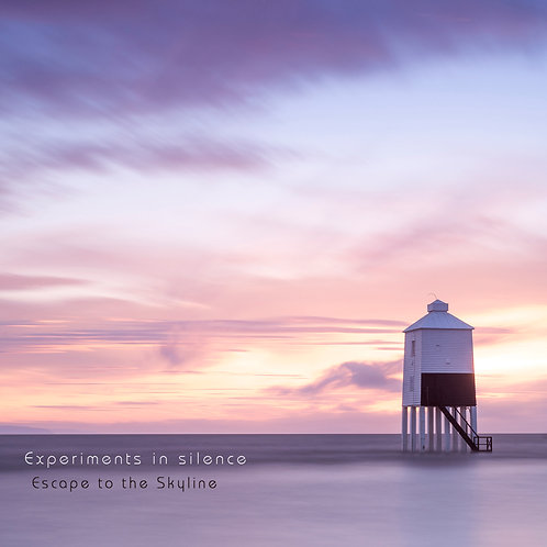 Experiments In Silence | Escape To The Skyline | CD