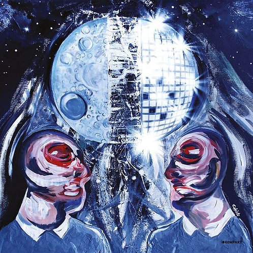 The Orb | Moonbuilding 2703 AD | Compact Disc