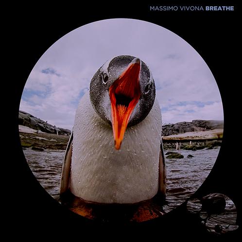 Massimo Vivona | Breathe | CD