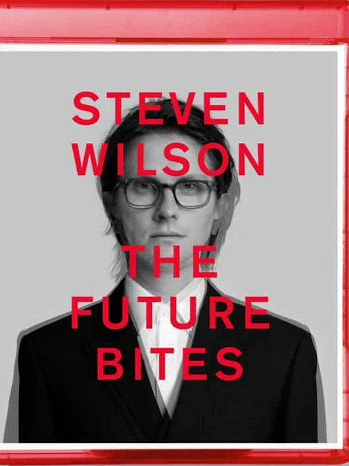 Steven Wilson | The Future Bites | BluRay