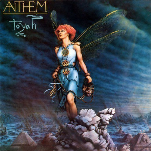 Toyah | Anthem | HDCD
