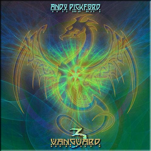 Andy Pickford | Vanguard 3 | CD