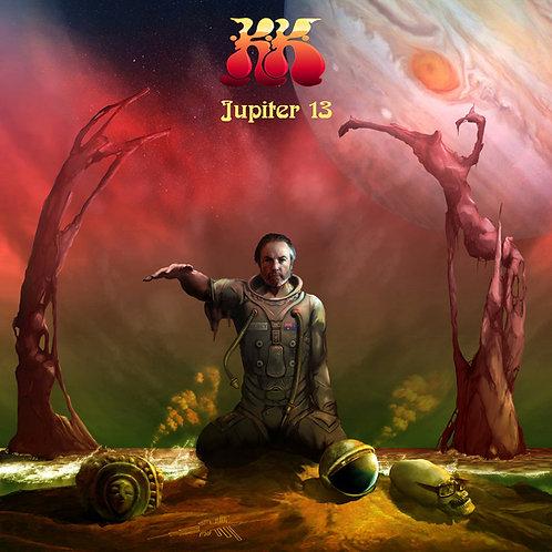 Kilbey Kennedy | Jupiter 13 | CD