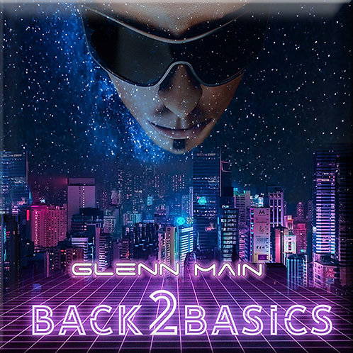 Glenn Main | Back2Basics | CD